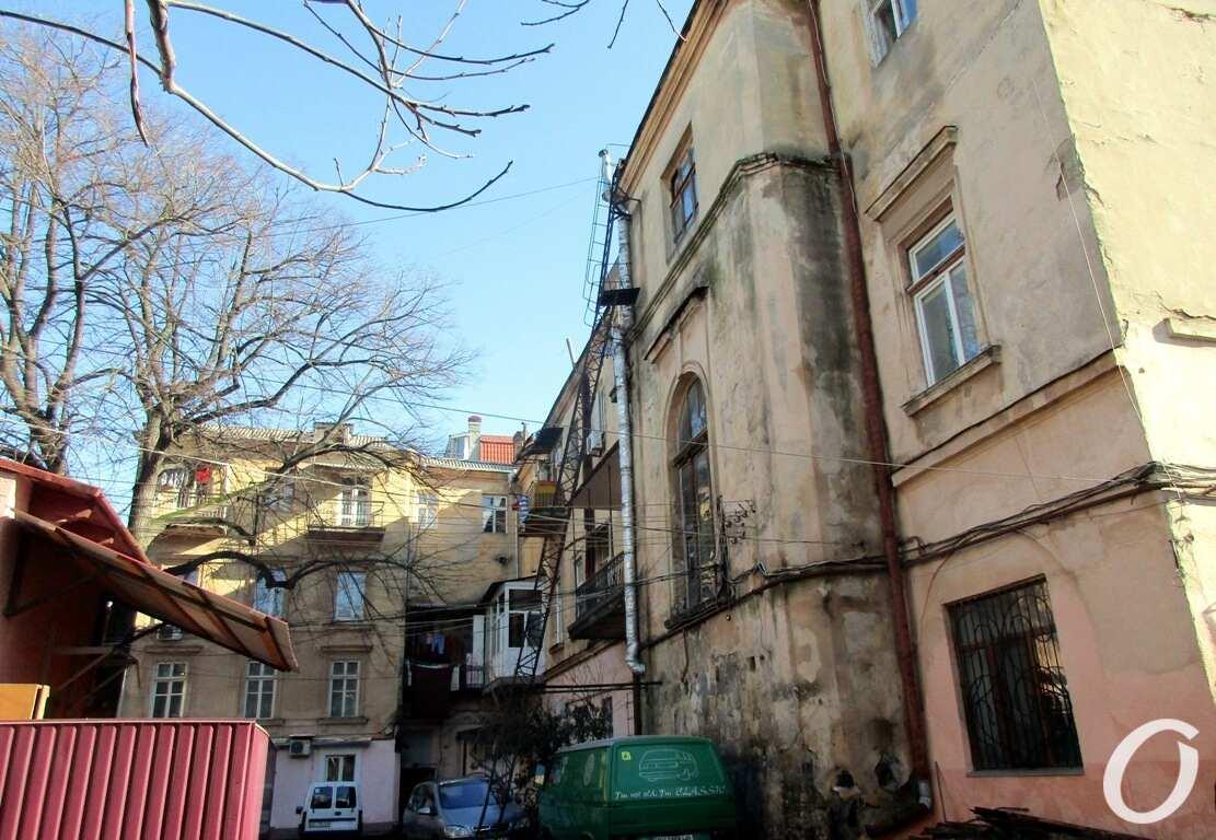 переулок Некрасова, дом №8