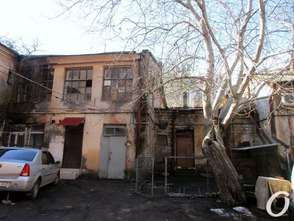 переулок Некрасова, дом №10