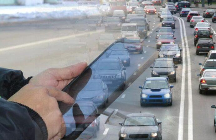 «Полицейский в смартфоне»: одесские водители смогут сообщать о нарушителях на дороге