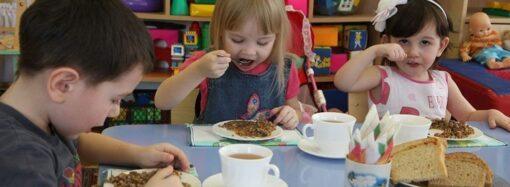 Одесские мамы придумают меню для детсадов