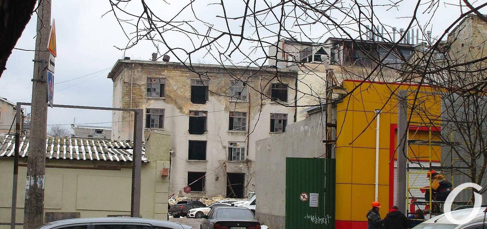 Обувной квартал: бывшая фабрика