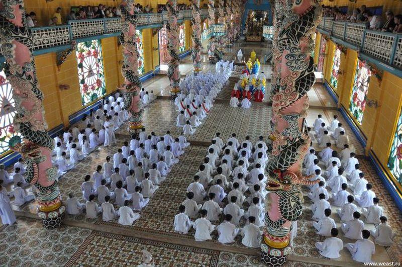 религия каодаизм