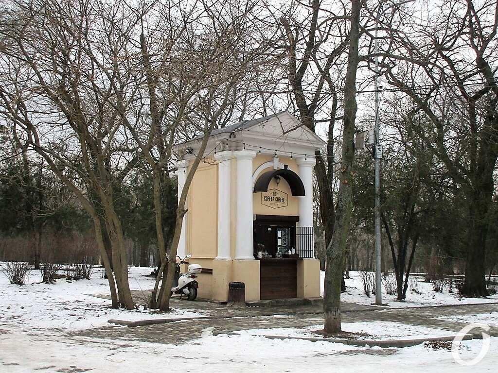 парк Шевченко, подстанция