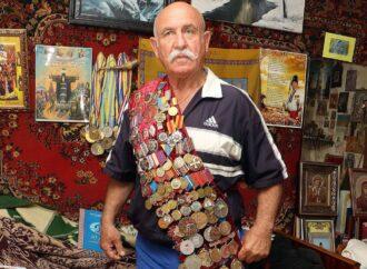 Николай Пасечник: секреты жизни и здоровья одесского богатыря