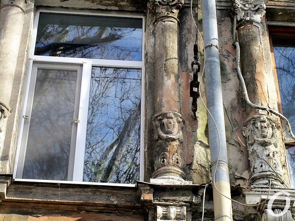 Ришельевская, 43, фасад