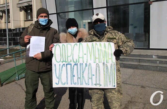 Переселенцы с улицы Успенской: возможен ли контакт с властью? (фото)