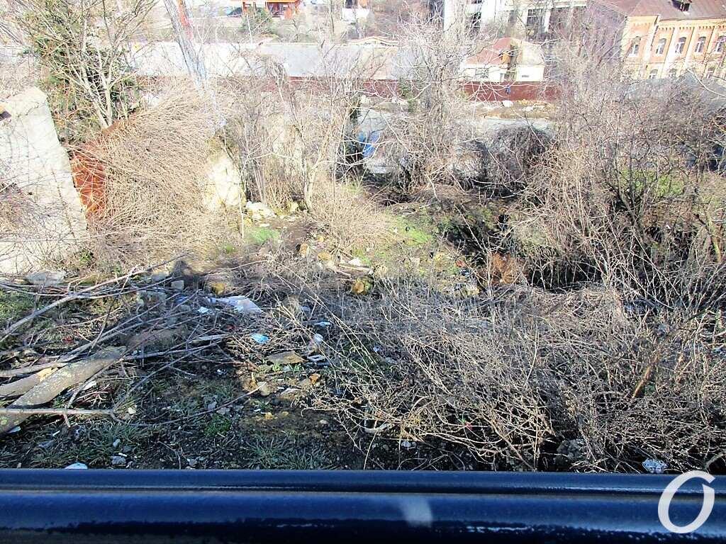 бульвар Жванецкого, склон3