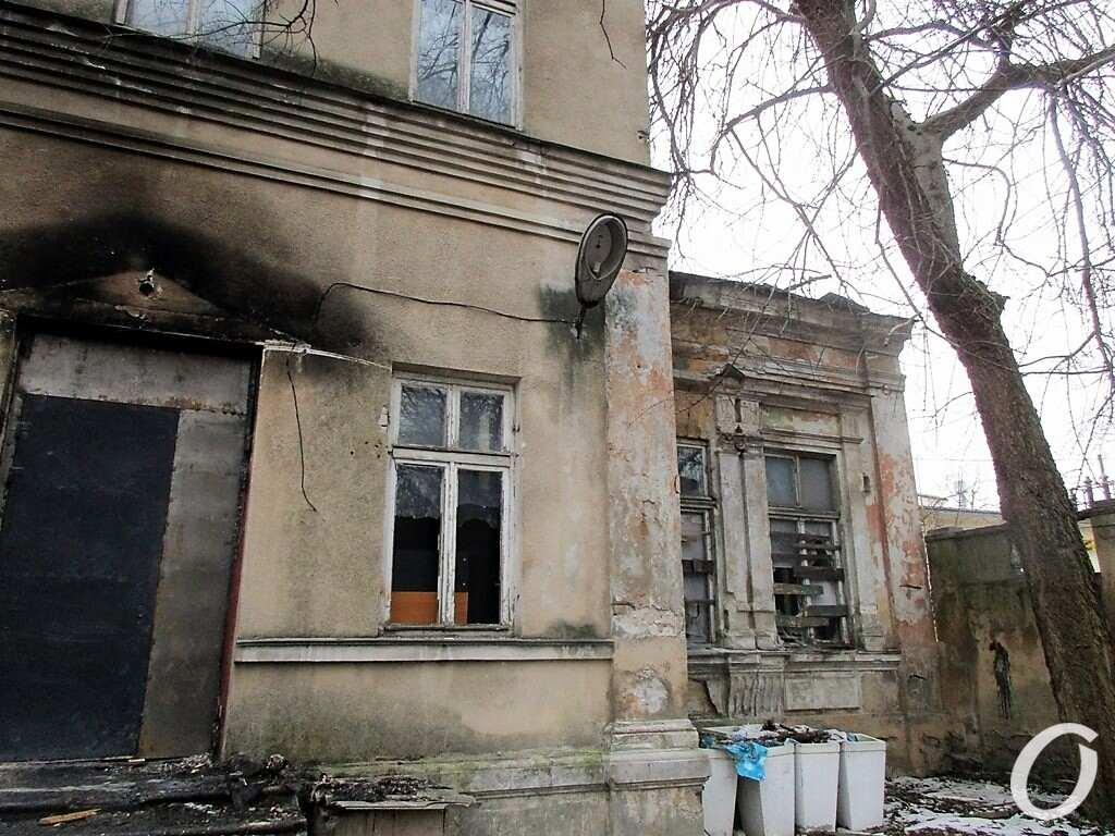 особняк Тауэр в Одессе