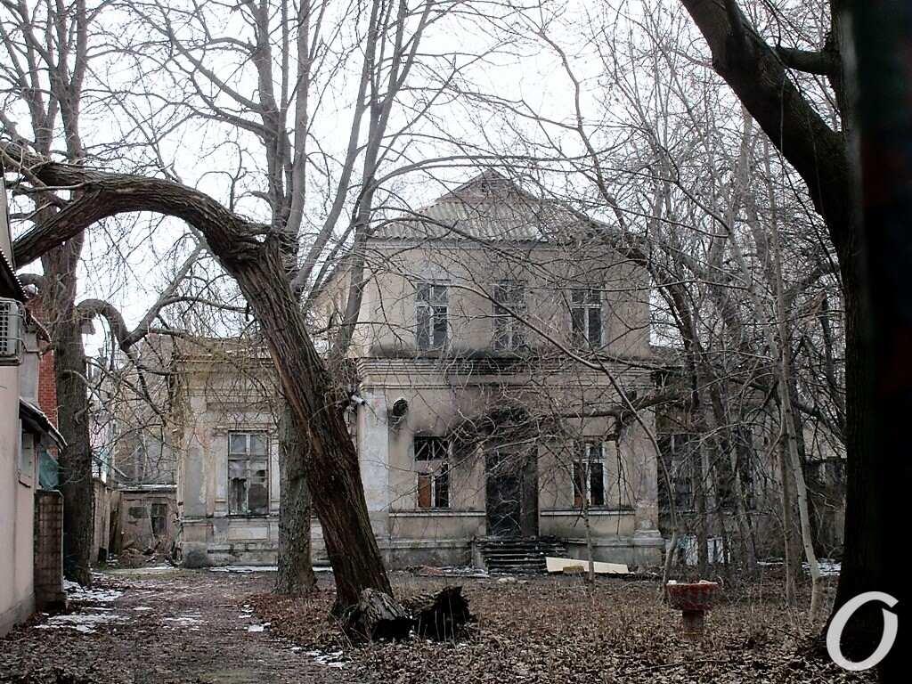 особняк Тауэр, фасад