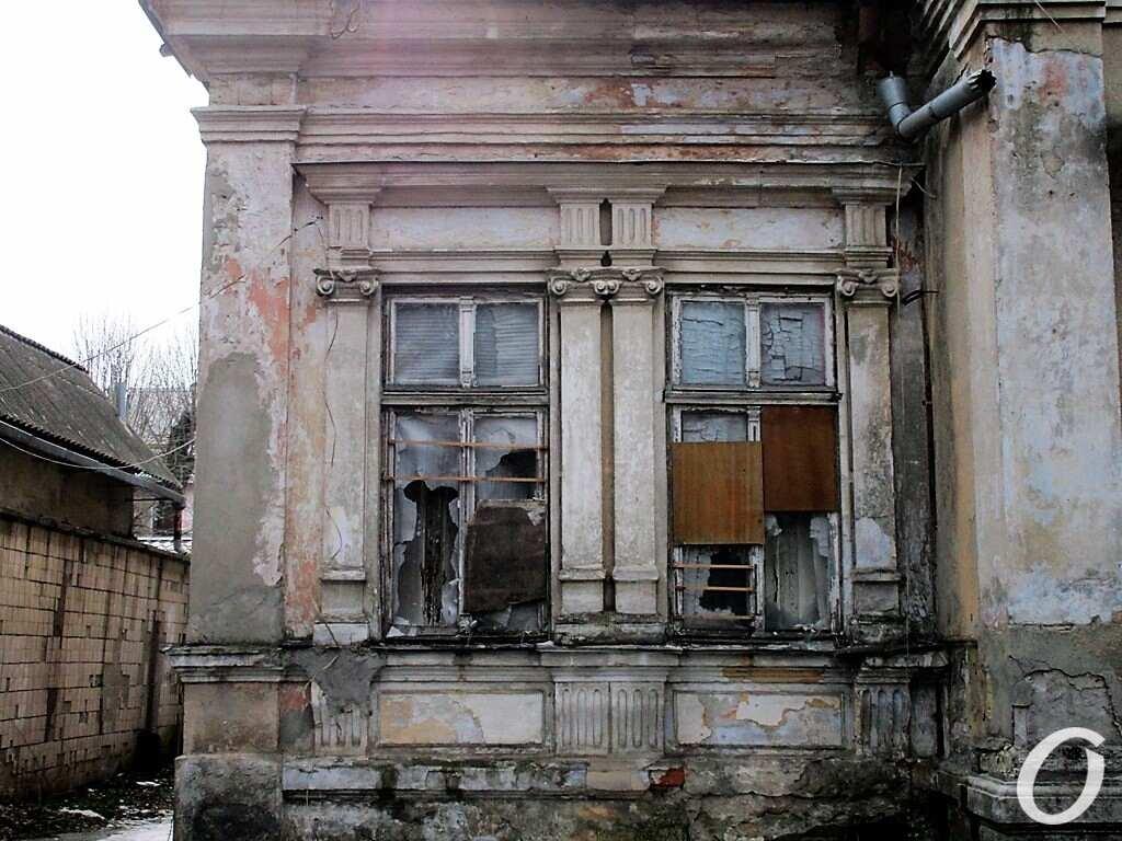 особняк Тауэр, окна