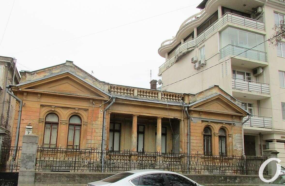 Особняк на Уютной в Одессе