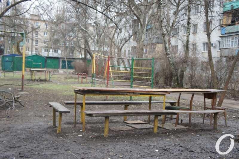 Варненская, двор