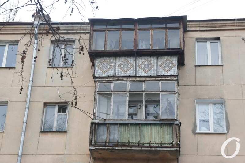 Варненская, балконы