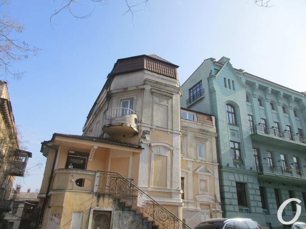 Одесский сквер