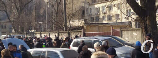 В Одессе начали уголовное производство по факту беспорядков, учиненных сторонниками Стерненко