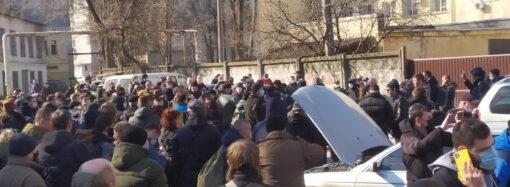 Одесский дом Либмана будет реставрировать та же компания, что и начинала (фото)