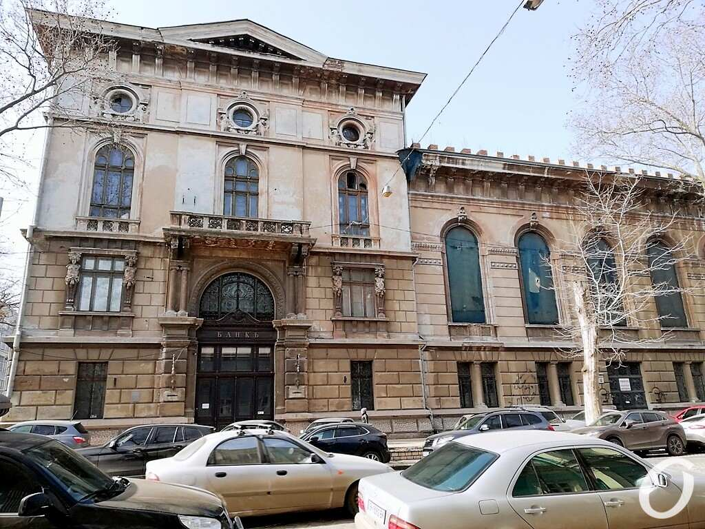 Пушкинская, 10, фасад