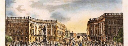 Почти 200 лет назад: Одесса на гравюрах Карло Боссоли (фото)