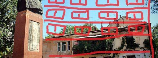 В историческом одесском переулке может появиться шестиэтажный «Nekrasov apartments» (фото)