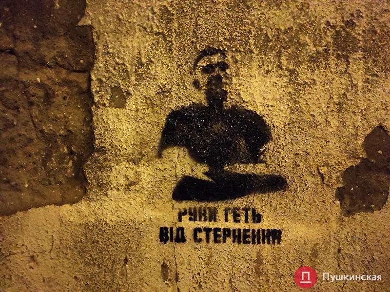 в поддержку Стерненко