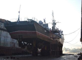 В Одессе на старом корабле создадут плавучий музей ВМС