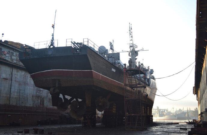 """ВМС Украины хотят списать """"Винницу"""""""