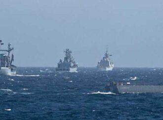Порт Одессы посетит эскадра НАТОвских кораблей
