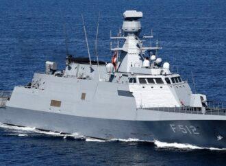 Зеленский в Одессе: В Турции для Украины заложен корвет – что это будет за корабль?