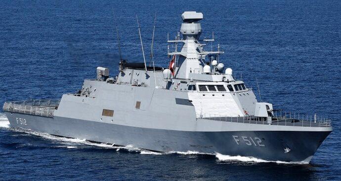 Минобороны выделит почти 140 млн долларов на строительство нового корвета для ВМС