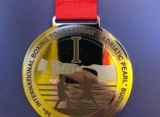 Спортсмен из Одесской области подтвердил статус лучшего боксера Европы