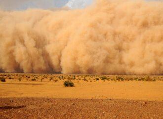 Песок из Сахары движется на Европу: какие страны накроет?