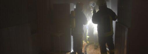 Ночью в Одессе горел роддом – что случилось?
