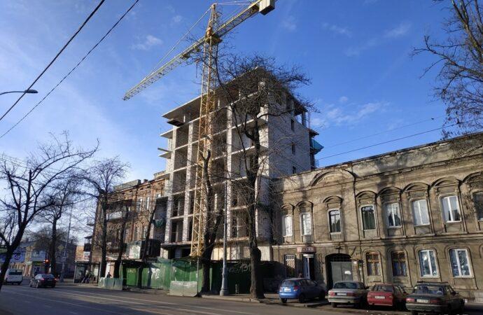 Незаконная стройка на Молдаванке: одесситов призывают не покупать квартиры в ЖК «Смарт холл»