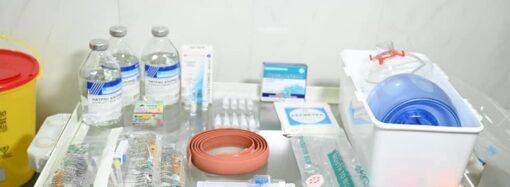 За сутки на Одесчине не сделали ни одной прививки от COVID-19