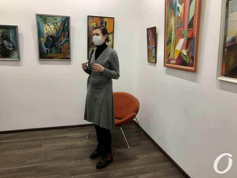 выставка в музее Блещунова