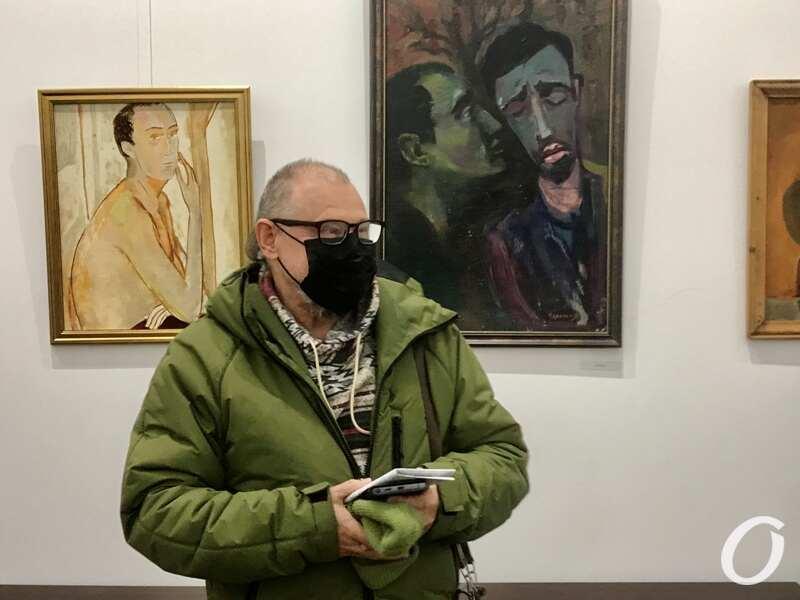 выставка в музее Блещунова, коллекционер