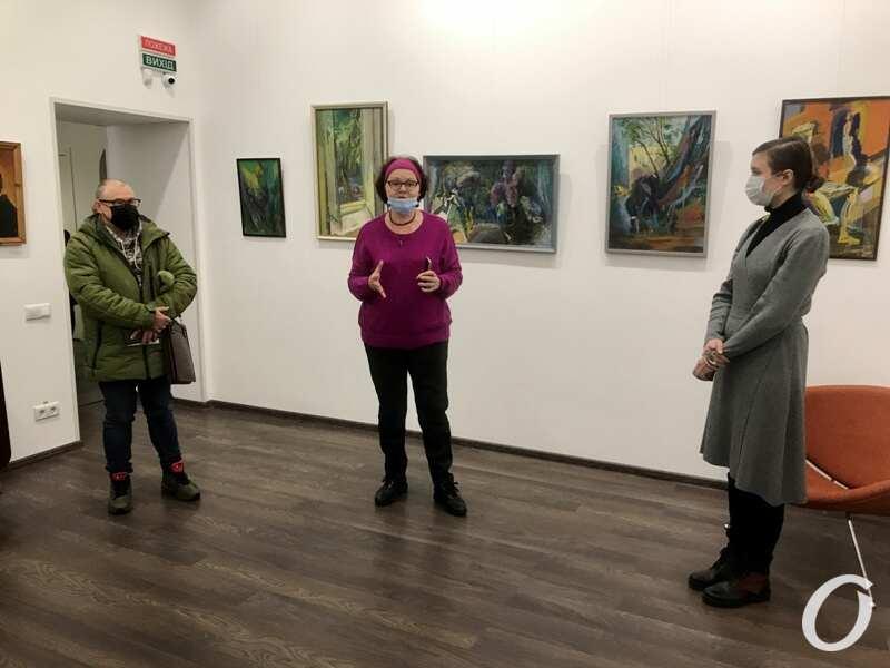 выставка в музее Блещунова, открытие