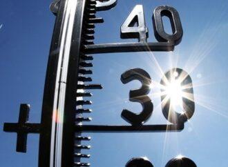 Одесса побила температурный рекорд за 120 лет