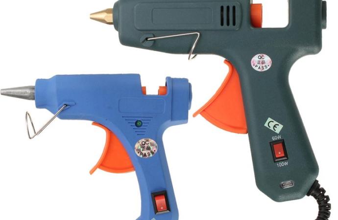 Как выбрать клеевой пистолет?
