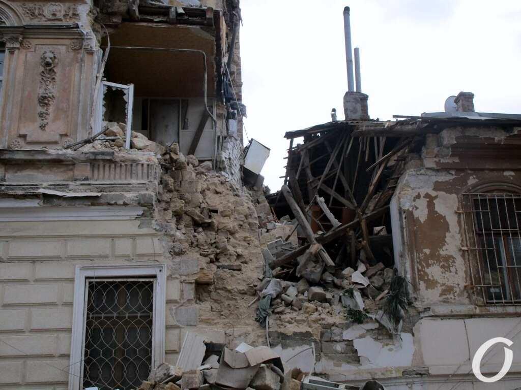 Домогрох на Нежинской в Одессе