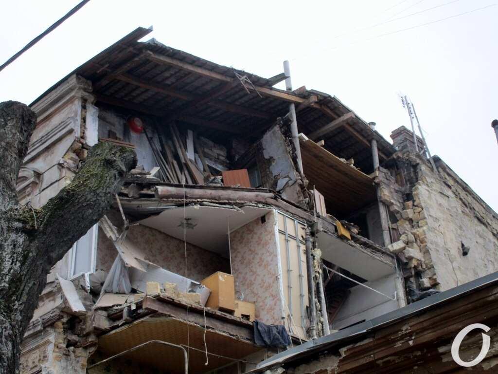 Домогрох на Нежинской, пострадавшие квартиры