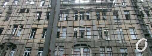 Одесский дом Асвадурова на Троицкой: готовится «контролируемый снос»? (фото)