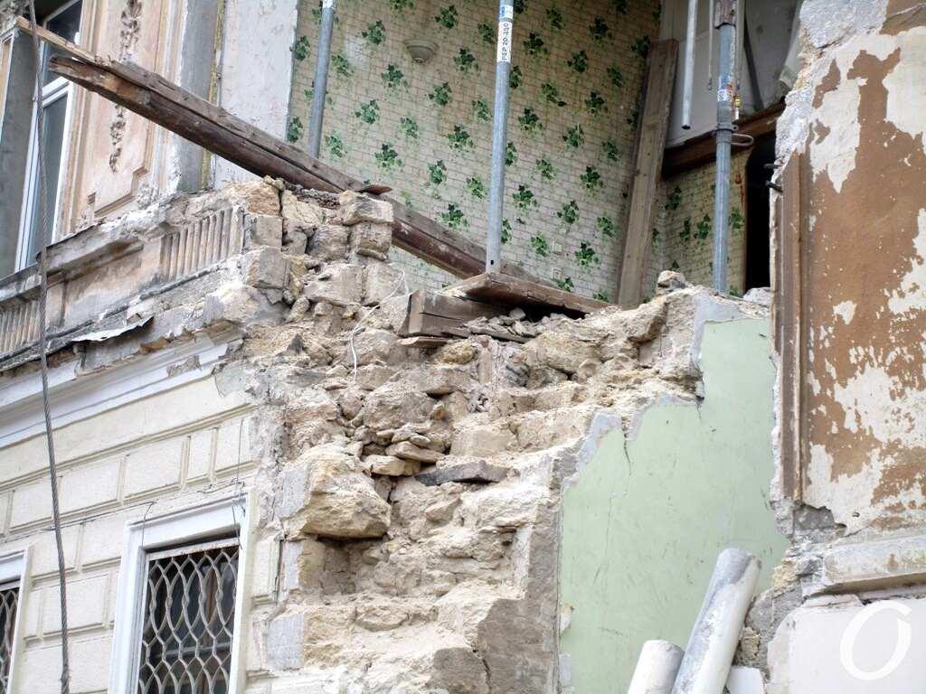 Нежинская, пострадавшие квартиры