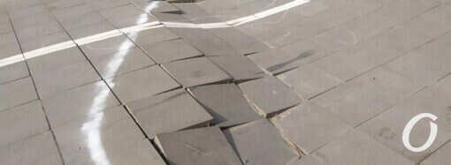 Одесская велоэстакада уходит под землю: в чем причина и когда ремонт? (фото)