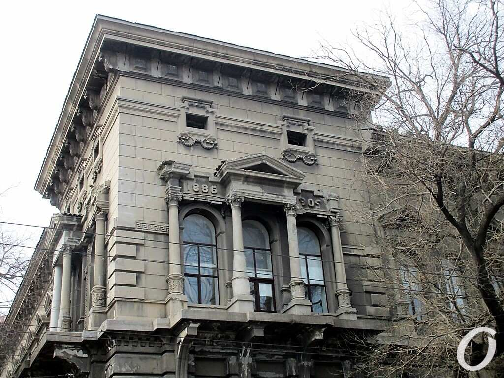 здание Ломбарда, годы постройки
