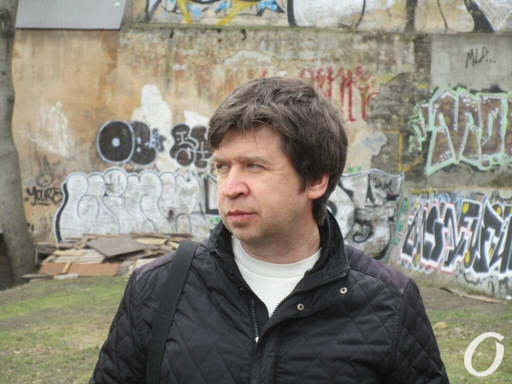 Общественник Анатолий Кавун