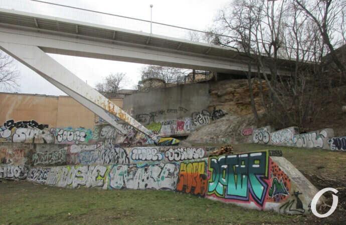 В Одессе под Тещиным мостом можно будет посидеть за чашкой кофе с Дюком (фото)