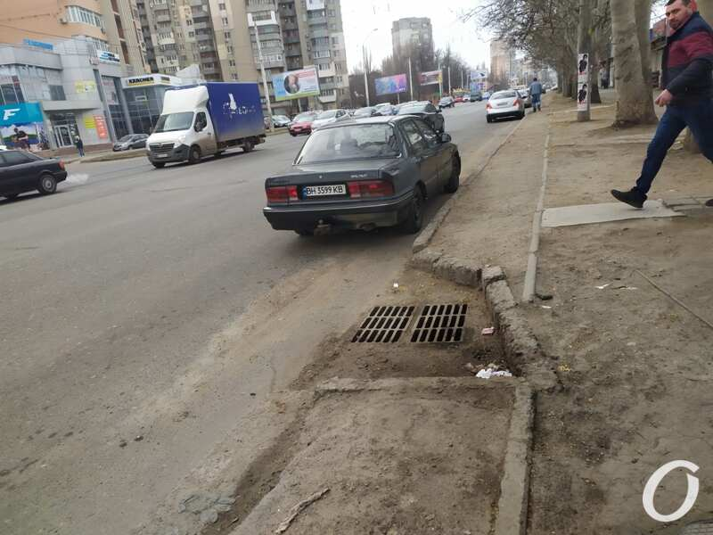 парковка, проспект2