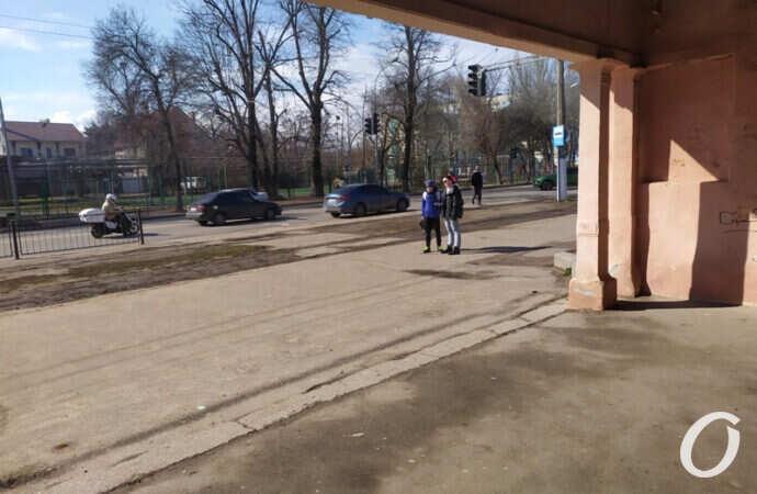 Главные новости Одессы за 18 марта: новый главный «торговец» и перекресток, вопиющий о ремонте