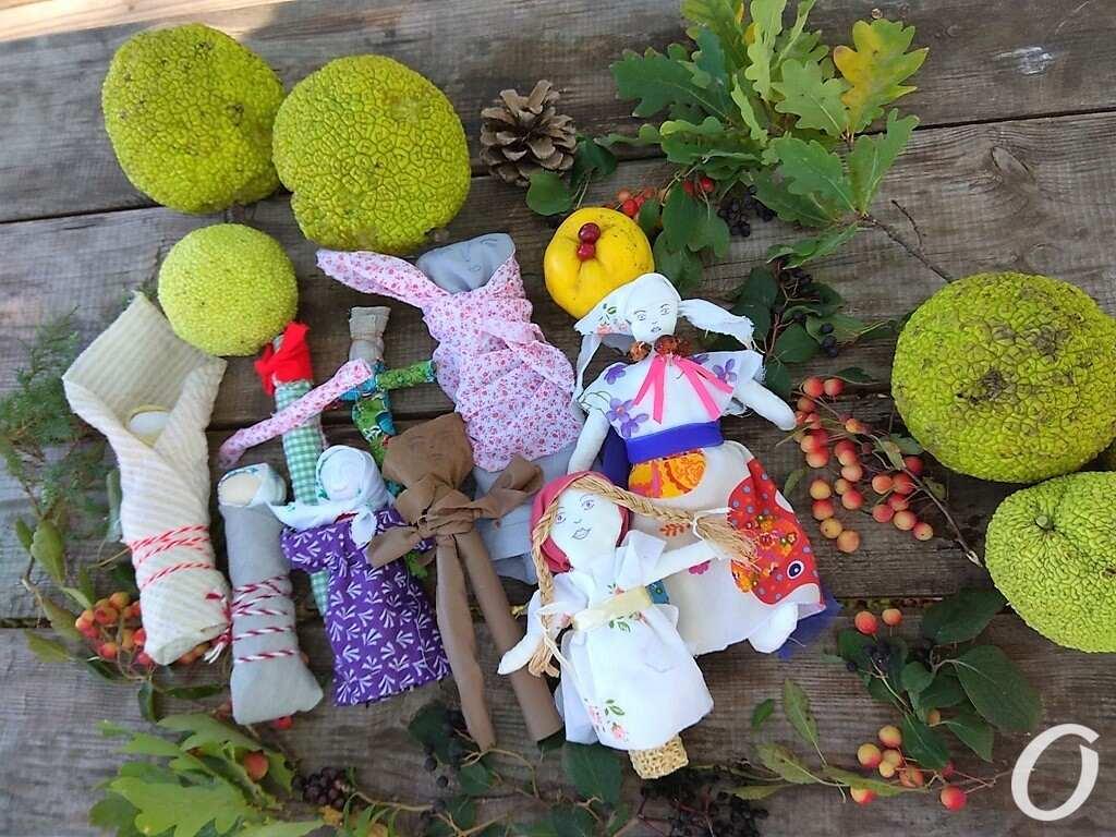 Одесские куклы, куклы Бессарабии